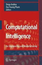 Computational Intelligence : For Engineering and Manufacturing (2010, Paperback)