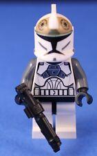 LEGO® brick STAR WARS™ 8014 Minifigure CLONE GUNNER™ + Custom DC-15 Blaster
