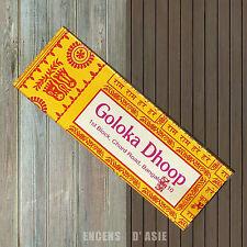 Encens GOLOKA  DHOOP - Encens en pâte env 30g. Très bonne qualité