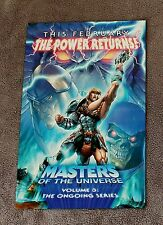 Masters of the Universe 3 2003 Rob Zombie Dragon Lair Space Ace PROMO Poster VF