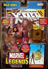 Marvel Legends Baf Mojo serie Psylocke (2006)