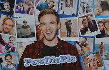 PewDiePie - A3 Poster (ca. 42 x 28 cm) - YouTube Star Clippings Fan Sammlung NEU