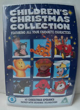 Children's Christmas - Postman Pat  Budgie the Little Helicopter  Gran  NEW DVD
