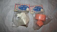 VINTAGE 1950'S BABY SQUEEZE TOYS MINT IN PACKAGE PIG & HORSE
