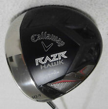LH  Callaway RAZR Hawk 10.5* i-Mix Driver draw w/ALDILA VOODOO 60 Regular Shaft