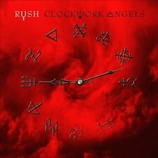 Clockwork Angels [Digipak] by Rush (CD, Jun-2012, Roadrunner Records)