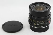 *EXC++* Leica Summicron-R 35mm f2 1:2/35 R6 R6.2 R7 R8 R9 M240 DMR MP SL