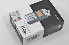 NIB ZOOM H4N SP HAND HELD 4 CHANNEL PORTABLE AUDIO RECORDER H4NSP, COMPLETE