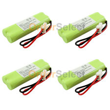 4x Cordless Phone Battery Pack for VTech BT183482 BT283482 DS6401 DS6421 DS6422