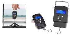 40KG Digital Portable Travel Handheld Luggage Weighing Scale Suitcase Bag UK*scl