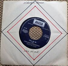 "Engelbert Humperdinck - A Man Without Love 7"" 45RPM  UK vinyl"