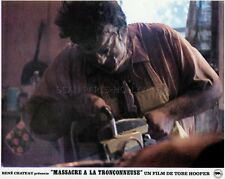 TOBE HOOPER THE TEXAS CHAIN SAW MASSACRE 1974 VINTAGE LOBBY CARD ORIGINAL #6