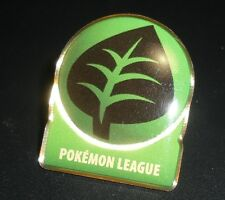 Grass Energy 2008 League PIN/Badge Sealed NEW Official Pokemon