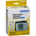 BRAND NEW OMRON WRIST BLOOD PRESSURE PREMIUM MONITOR HEM-6221 - Sent from Sydney