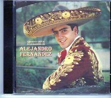 (EI320) Grandes Exitos A La Manera De Alejandro Fernández - 1994 CD