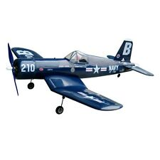 THE WORLD MODELS F4U CORSAIR EP W/RETRACT GEAR Radio Control Airplane 3-cell