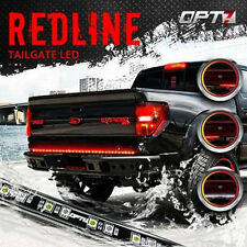 49 Inch Pickup Tailgate LED Strap Turn Signal Reverse Light Bar Weatherproof