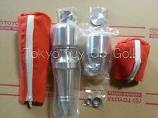 Toyota FJ Cruiser GSJ1# Aluminum Shift Knob & Transfer Lever set Original JDM