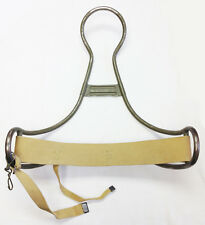 Canadian Military WWII 37 Pattern Pack Frame & Webbing