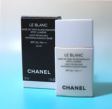 CHANEL Le Blanc LIGHT CREATOR BRIGHTENING MAKEUP BASE SPF 40/PA +++  30 LYS