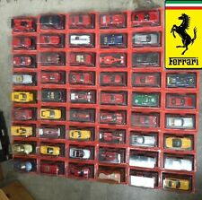 Collezione completa ferrari 1:43 (Ferrari collection)totale 51 modellini