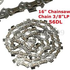 Chainsaw Saw Chain Blade Replacement Sears 16'' 57 Links 3/8''LP .050 Gauge 56DL