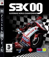 SBK 09 Superbike World Championship (Motociclismo 2009) PS3 Playstation 3 IMPORT