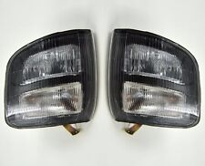 Pair Front Corner Turn Signal lamp Light for Mitsubishi Pajero Montero 97-99