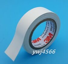 1Pcs  3M 1500 Vinyl Electrical Tape Insulation Adhesive Tape White