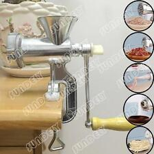 New Clip Type Aluminium Alloy Manual Meat Grinder Mincer Mini Sausage Machine