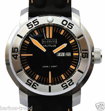 BARBOS NAUTILUS SUPER  LUMINOVA WR 3300ft/1000m  MENS DIVER WATCH.