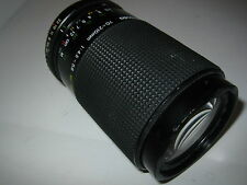 PENTAX PK FIT 70-210 F4.5/5.6 MC MACRO MIRANDA TELEPHOTO ZOOM FILM/DIGITAL