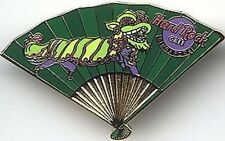 Hard Rock Cafe SINGAPORE 2001 Asian FAN Series PIN Chinese Dragon Dancers #8748