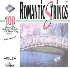 Romantic Strings, Vol. 2 (CD, May-1998, Delta Distribution)