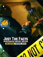 ☆BOOK^CRIME WRITER/JOURNALISM/BLOG/JUST THE FACTS: INVESTIGATIVE REPORT WRITING☆