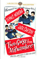 Two Guys From Milwaukee (2016, DVD NEUF)