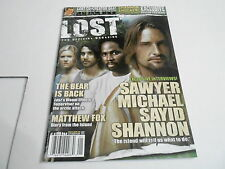 2006 #2 LOST television tv show magazine