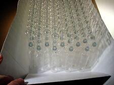 189 x 10 ml Glasampullen Klarglas Ampullen leer zum verschmelzen