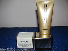 NEW AVON 3 PC. ANEW ULTIMATE TRAVEL SIZE SET- CLEANSER, DAY & NIGHT CREAMS