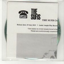 (EN434) The Sufis, No Expression / Alone - 2013 DJ CD
