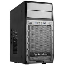 Silverstone SST-PS12B Micro-ATX/MINI-ITX USB3.0 Tower Case