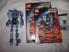 "LEGO star wars ""SUPER BATTLE DROID"" 8012 rare complet"