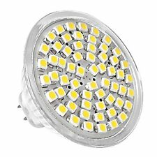 MR16 60 LED 3528 SMD Bulb Lamp Light Warm White 12V 2.5W L6