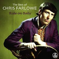 Chris Farlowe 2CD Ride On Baby - The Best Of - Greatest Hits - 2 CD Set