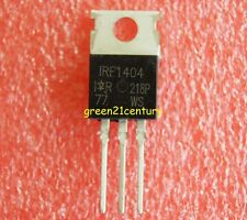 10pcs New IRF1404 Power MOSFET N-Channel  TO-220
