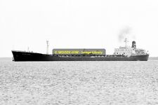 mc1664 - BP Oil Tanker - British Lancer , built 1963 - photo 6x4