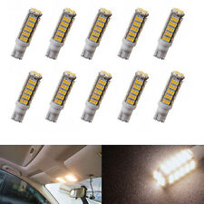 10X T10 Warm White Car 68-smd Backup Reverse LED Light Bulb 921 912 906 168 W5W