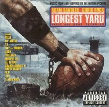 The Longest Yard [Original Soundtrack] [PA] by Various Artists (CD, May-2005,...