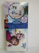 Disney FROZEN - 36 Wall Decals - Removable & Repositionable & Re-Usable