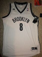 NWT Adidas Brooklyn Nets Deron Williams Mens Swingman Jersey *L*
